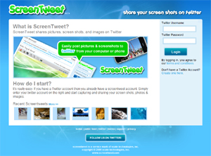 Shares Photos, Screenshots and Media on Twitter