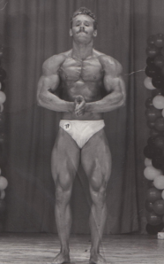Stephen Sadler - 1989 Sarnia Blue Water Classic - Front pose